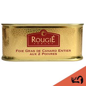 foie gras pimienta